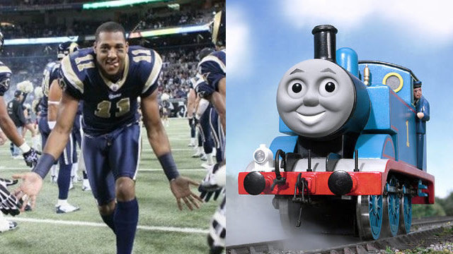 Brandon the Tank Engine