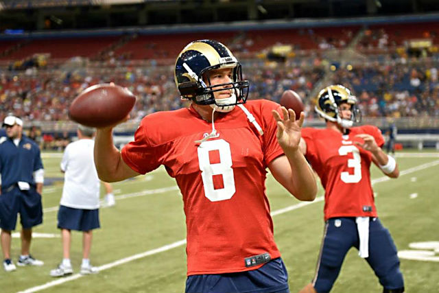 One-liners from Rams Camp, Week One