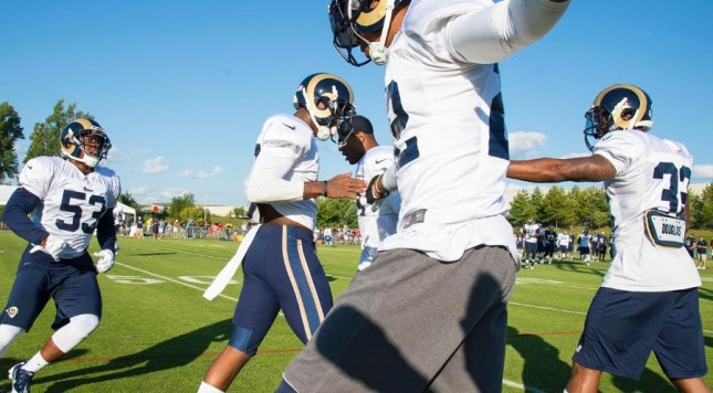 Photo via StLouisRams.com