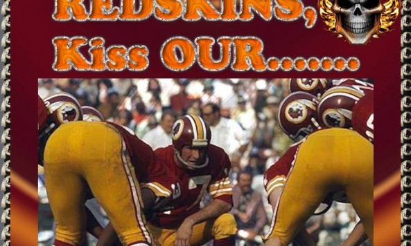 we are the redskins
