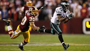 DeSean Jackson has always been a nemesis to the Washington Redskins