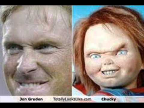 Gruden S Dad Jay Is A Much Better Coach Than Jon That S