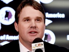 Jay Gruden Washington Redskins