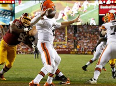 browns at redskins preseason