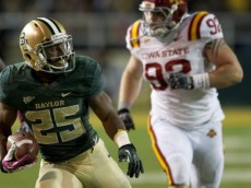 The Cowboys sign former Baylor, former Redskins RB Lache Seastrunk