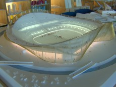 The Redskins unveiled a concept design of its next stadium created by the Bjarke Ingels Group.