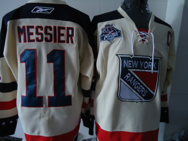 Possible Rangers Winter Classic Jersey Updated The New