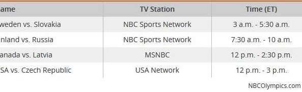 olympictvsched