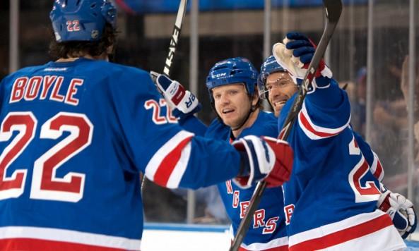 New York, Hockey, NHL New York Rangers, Philadelphia Flyers, Madison Square Garden