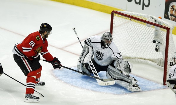 Los Angeles at Chicago, Game 5