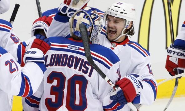 Henrik Lundqvist, Daniel Carcillo