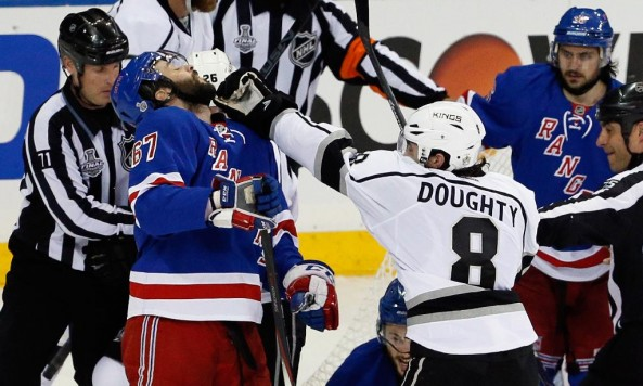 2014 NHL Stanley Cup Final - Game Four
