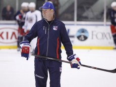 NY Rangers Training Camp