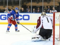 NHL: Colorado Avalanche at New York Rangers