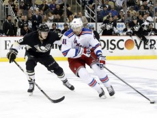 USP NHL: STANLEY CUP PLAYOFFS-NEW YORK RANGERS AT S HKN USA PA