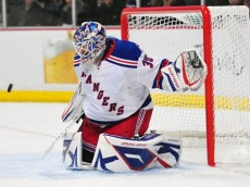 NHL: New York Rangers at Anaheim Ducks