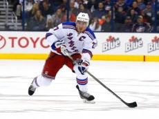 NHL: New York Rangers at Columbus Blue Jackets