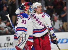 NHL: New York Rangers at Los Angeles Kings