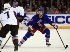 Colorado Avalanche v New York Rangers
