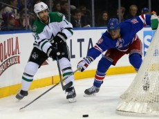 NHL: Dallas Stars at New York Rangers