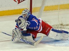 NHL: Los Angeles Kings at New York Rangers