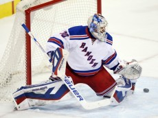 NHL: New York Rangers at Winnipeg Jets