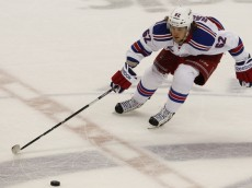 NHL: Stanley Cup Playoffs-New York Rangers at Tampa Bay Lightning