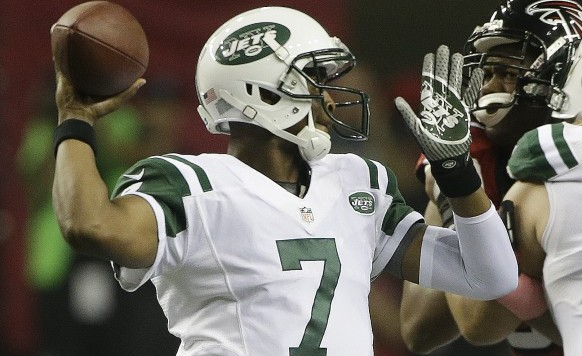 Geno Smith Jets