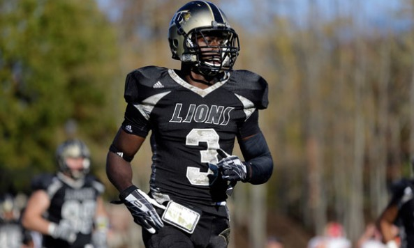 Lindenwood Desir Football