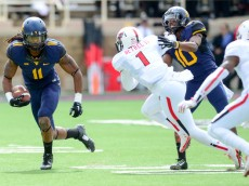 Kevin White vs Tx Tech