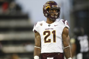 NCAA Football: Arizona State at Colorado