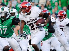 NCAA Football: Florida Atlantic at Marshall
