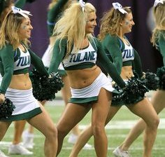 tulanecheerleaders