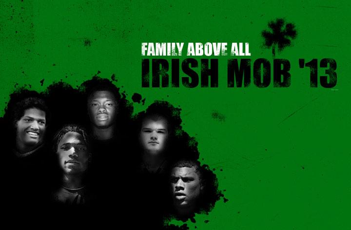 irish mob 13