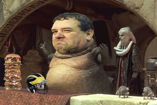 hoke is fat