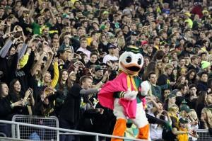 Without The Duck and the magic of Autzen, college football is just another business run by the lawyers and accountants.