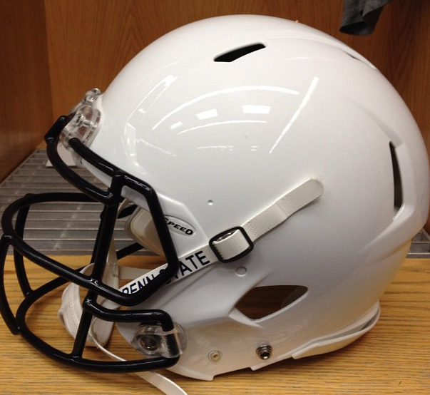 New Penn State helmet?