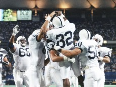 Penn State blasted Minnesota in the 1994 season opener. It was the start of something big for Ki-Jana Carter and the Nittany Lions. Photo courtesy The Penn State Football Letter