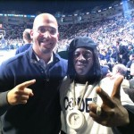 James Franklin and Flavor Flav