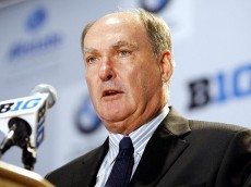 Jim Delany, Big Ten commissioner