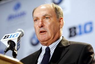 Jim Delany, Big Ten commissioner
