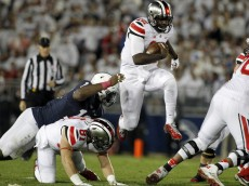 J.T. Barrett of Ohio State vs. Penn State (2014)
