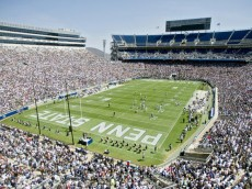2015 Blue White Game Beaver Stadium