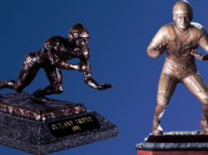 Outland Trophy Nagurski Trophy