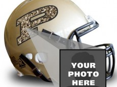 Your photo here Purdue helmet