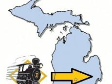 Purdue conquering Michigan