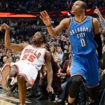 E'Twaun Westbrook three