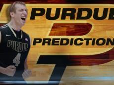 PUR Robbie Hummel predictions