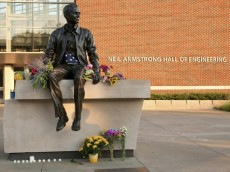 Neil Armstrong hall of eng