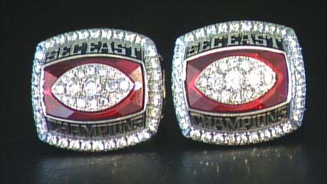 Gamecocks Get Their Sec East Championship Rings Leftover